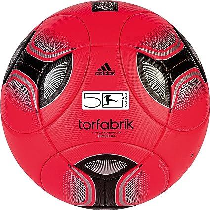 adidas Torfabrik 2012 Omb Winter - Balón de fútbol, Color Rosa y ...
