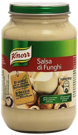 Knorr - Salsa Crema Di Funghi, 400 gr