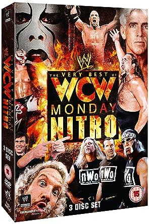 WWE - The Very Best of WCW Monday Nitro [DVD]: Amazon co uk