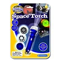 Brainstorm Toys E2008 Space Torch and Projector - Blue