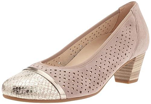 3e911568062b Gabor Women s Comfort Closed-Toe Pumps  Amazon.co.uk  Shoes   Bags
