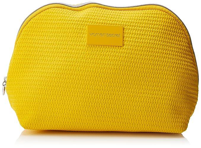 Womensecret 8963843, Bolsa para Lencería para Mujer, Amarillo (Yellow 4)