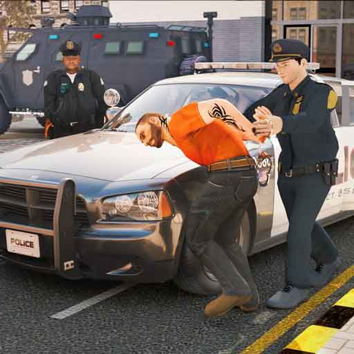 Virtual Police Officer Simulator: Happy Family Game