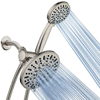 AQUADANCE 2.5 Gallons 7-Inches Showerhead