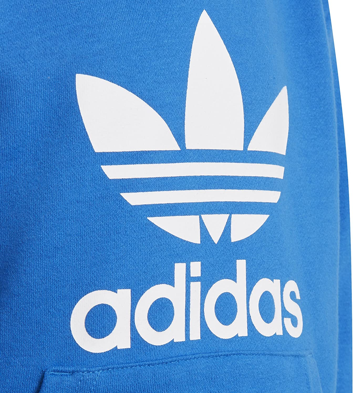 adidas Originals Unisex-Child Trefoil Hoodie Set Tracksuits