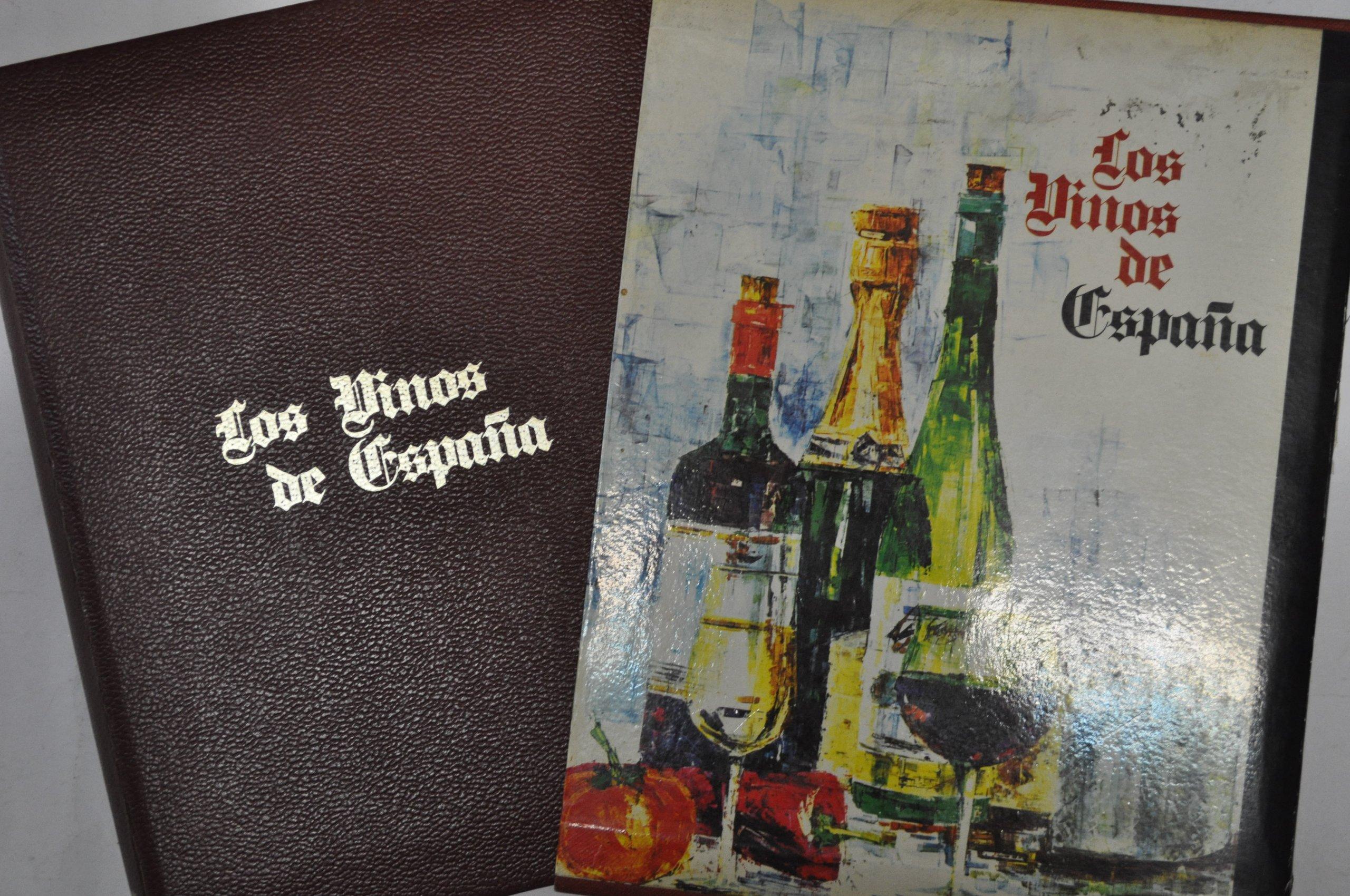 Los vinos de España.: Amazon.es: JOSÉ DEL CASTILLO: Libros
