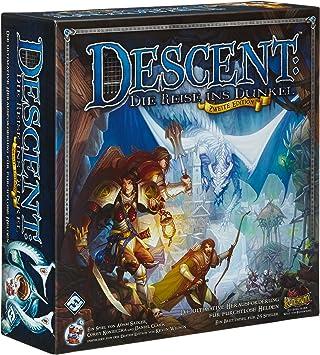 Reprint 2017 Descent 2 DE Edition Die Reise ins Dunkel