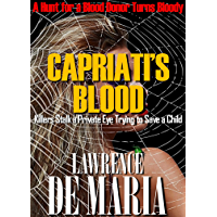 CAPRIATI'S BLOOD: An Alton Rhode Mystery (ALTON RHODE MYSTERIES Book 1) (English Edition)