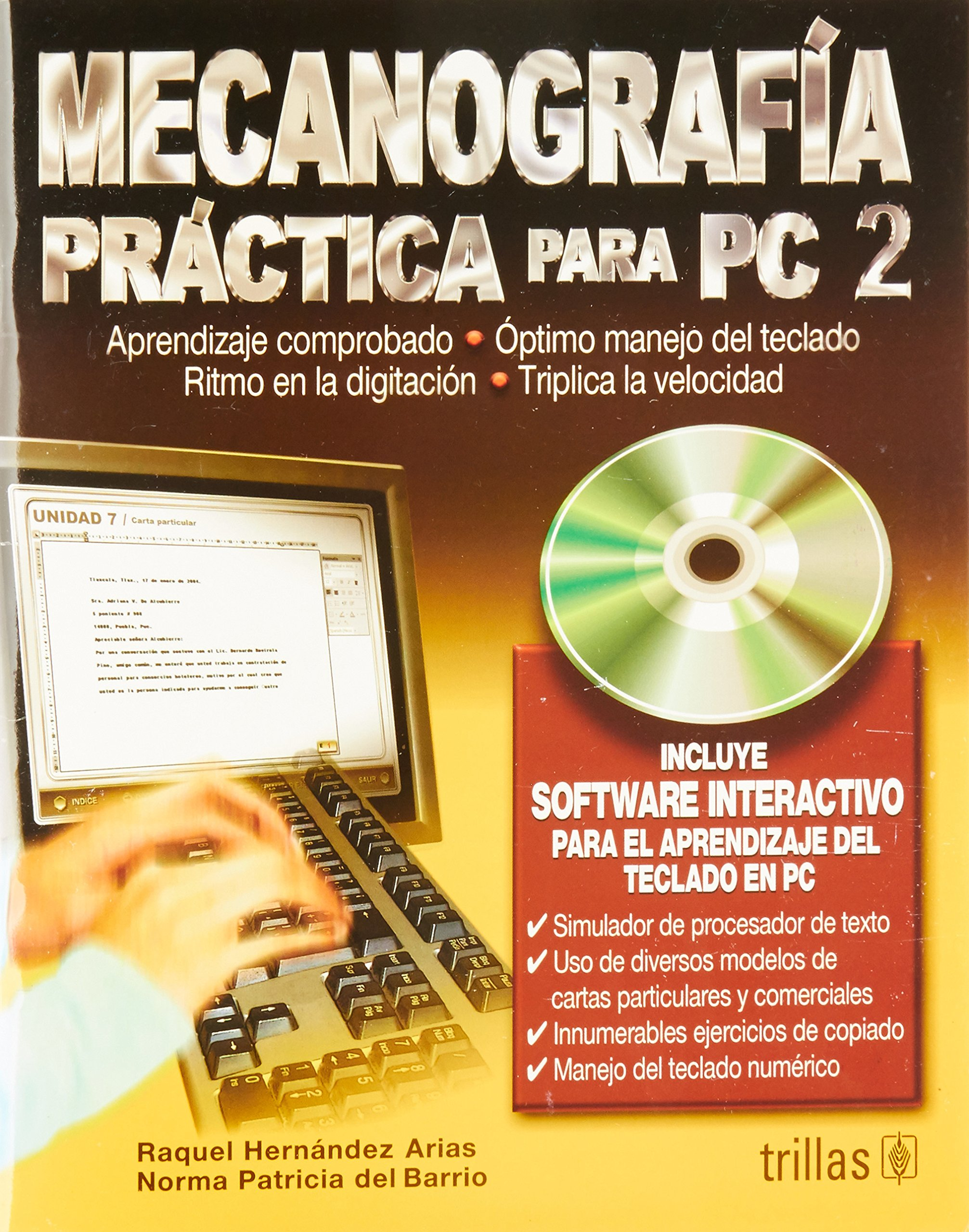 Mecanografia practica para PC / Practical Typing for PC: Para ...