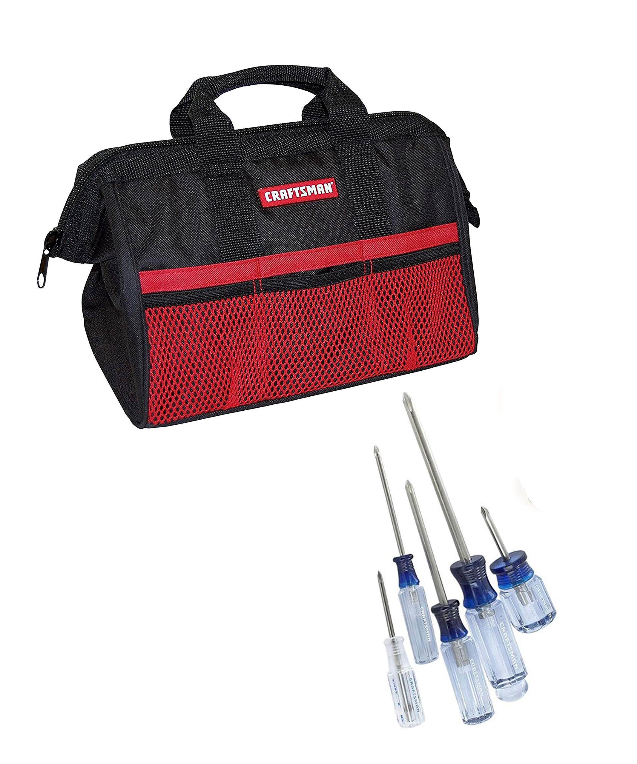 All In 1 Tool Bag, Made in USA Tools and Tool Bag Bundle by Main + Oak