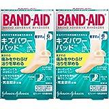 【まとめ買い】BAND-AID(バンドエイド) キズパワーパッド 靴ずれ用 6枚×2個