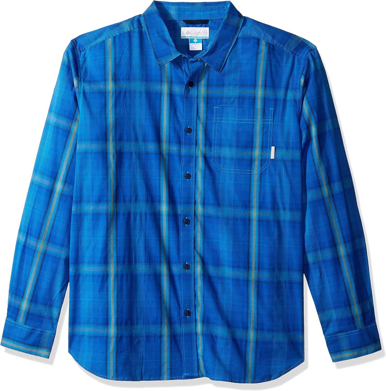 Columbia Vapor Ridge III Long Sleeve Shirt Camisa para Hombre: Amazon.es: Ropa y accesorios