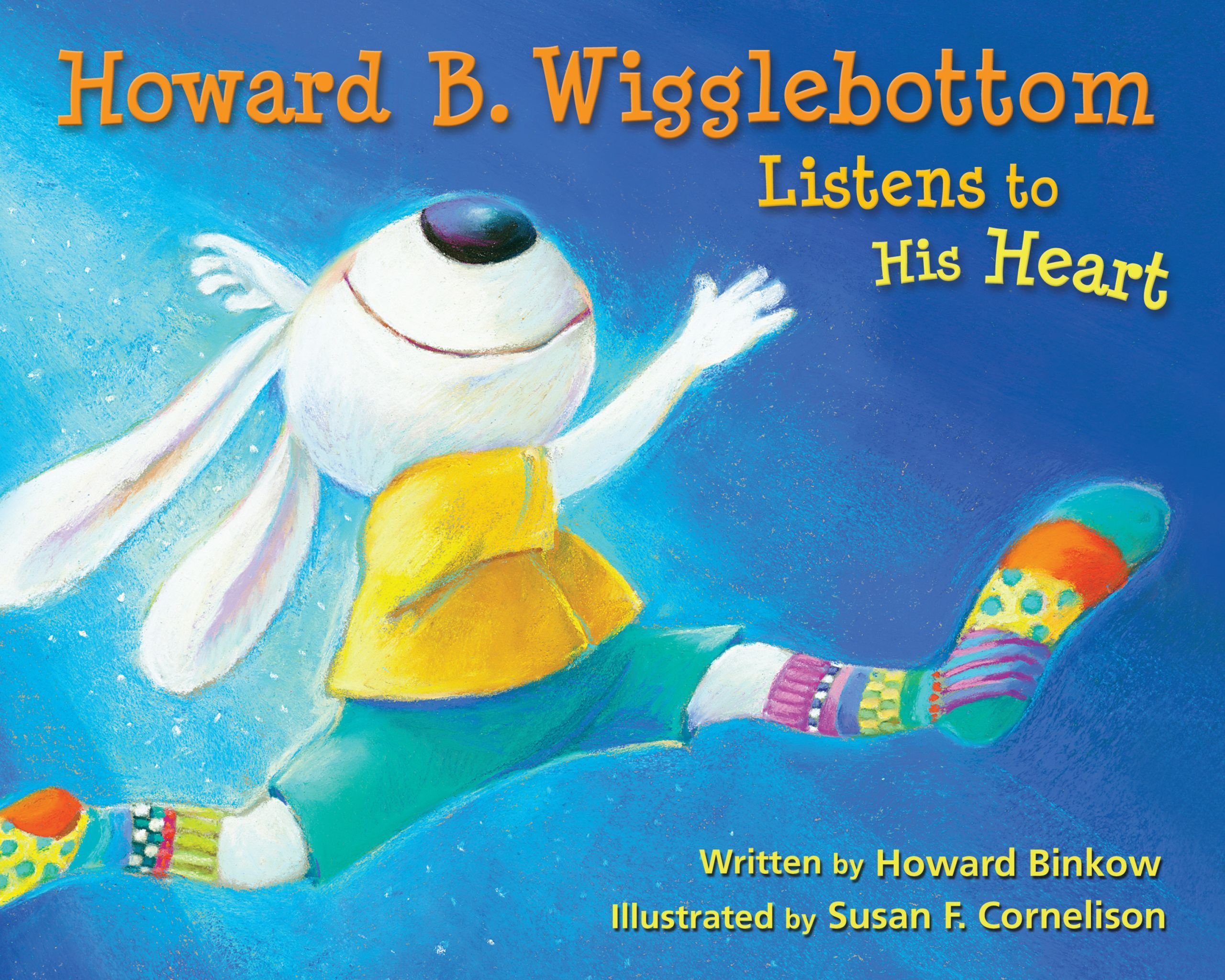 Read Online Howard B. Wigglebottom Listens to His Heart pdf