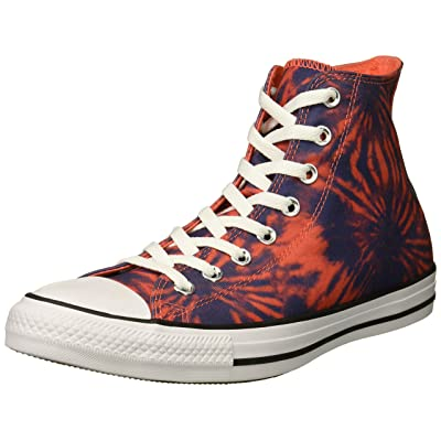 Converse Men's Chuck Taylor All Star Tie Dye High Top Sneaker | Fashion Sneakers