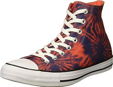 Star Tie Dye High Top Sneaker