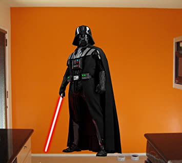 Amazon Com Darth Vader Full Color Decal Star Wars Full Color