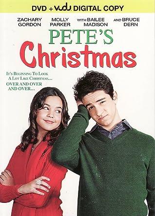 Amazon com: Pete's Christmas DVD + VUDU Digital Copy (2013