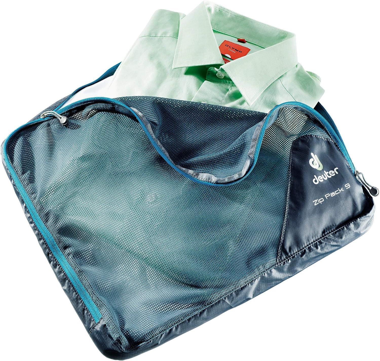 Deuter Zip Pack 9 Neceser, Unisex Adulto, Gris (Granite), 42 Centimeters: Amazon.es: Deportes y aire libre