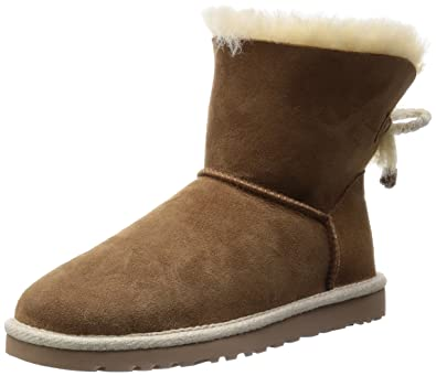 UGG Australia Women's Selene Chestnut Sheepskin Boot 8 ...