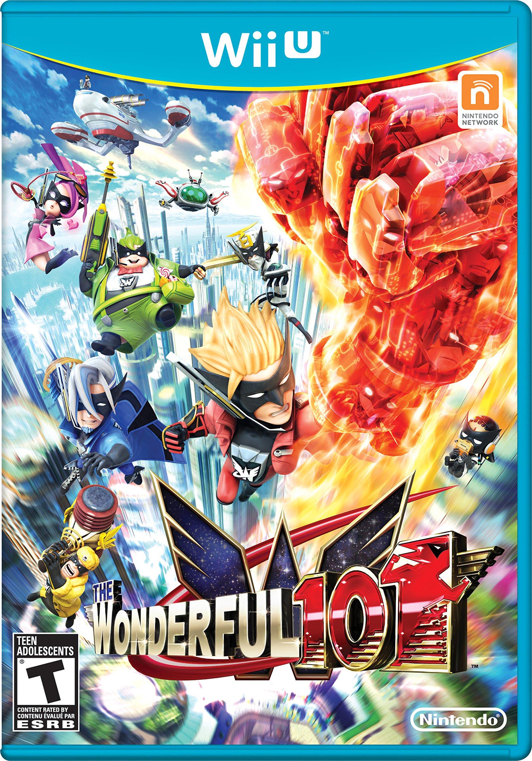 The Wonderful 101 - Wii U [Digital Code]