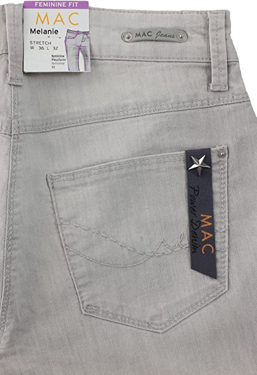 MAC Jeans Melanie 0309L 5040 Damen Feminine Fit Stretch Hose Pants