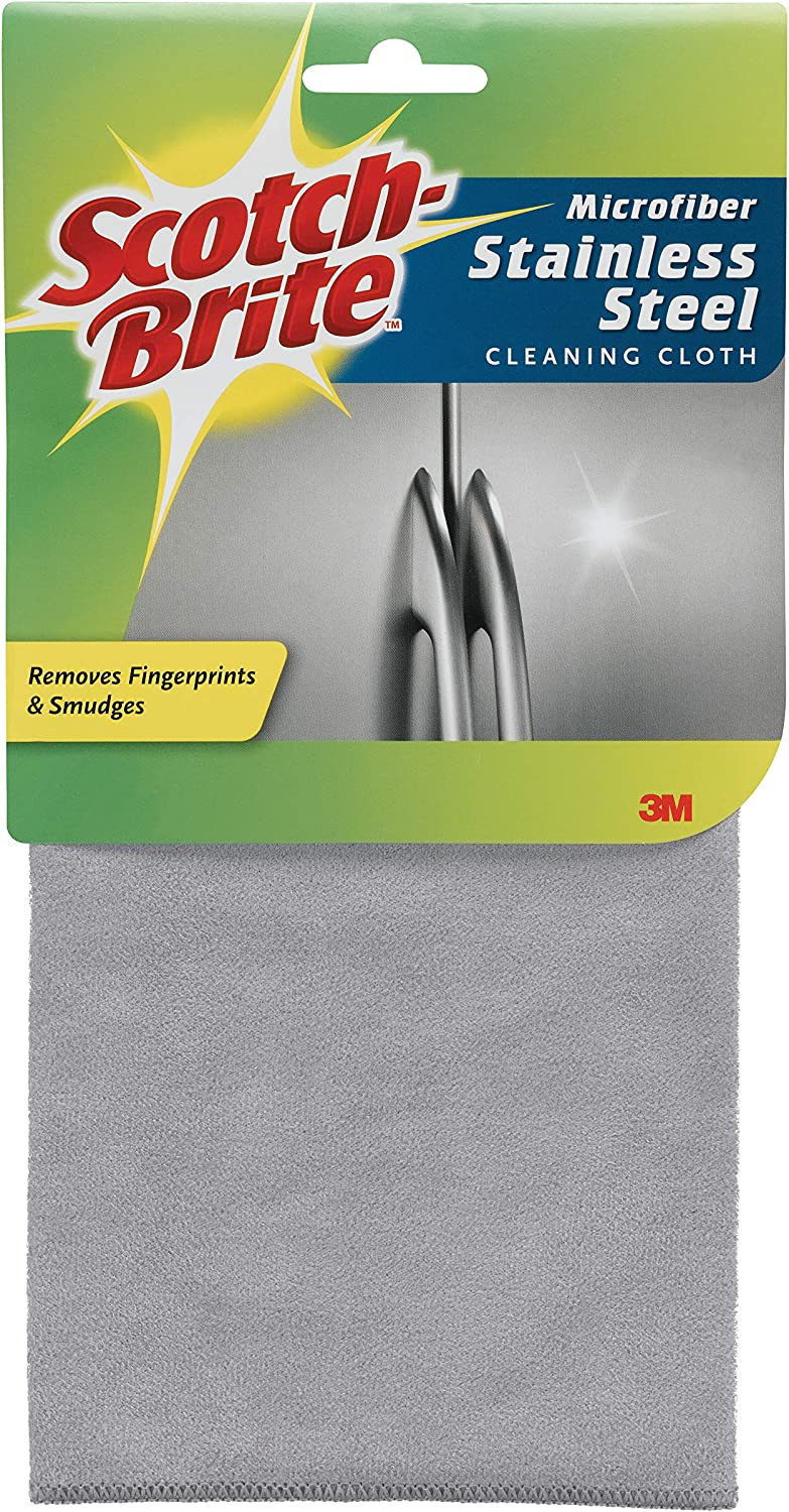 Scotch-Brite Stainless Steel Cleaning Cloth