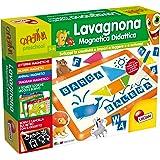 Lisciani Giochi 56125 - Carotina Lavagnona Magnetica