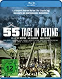 55 Tage in Peking [Blu-ray] [Import anglais]