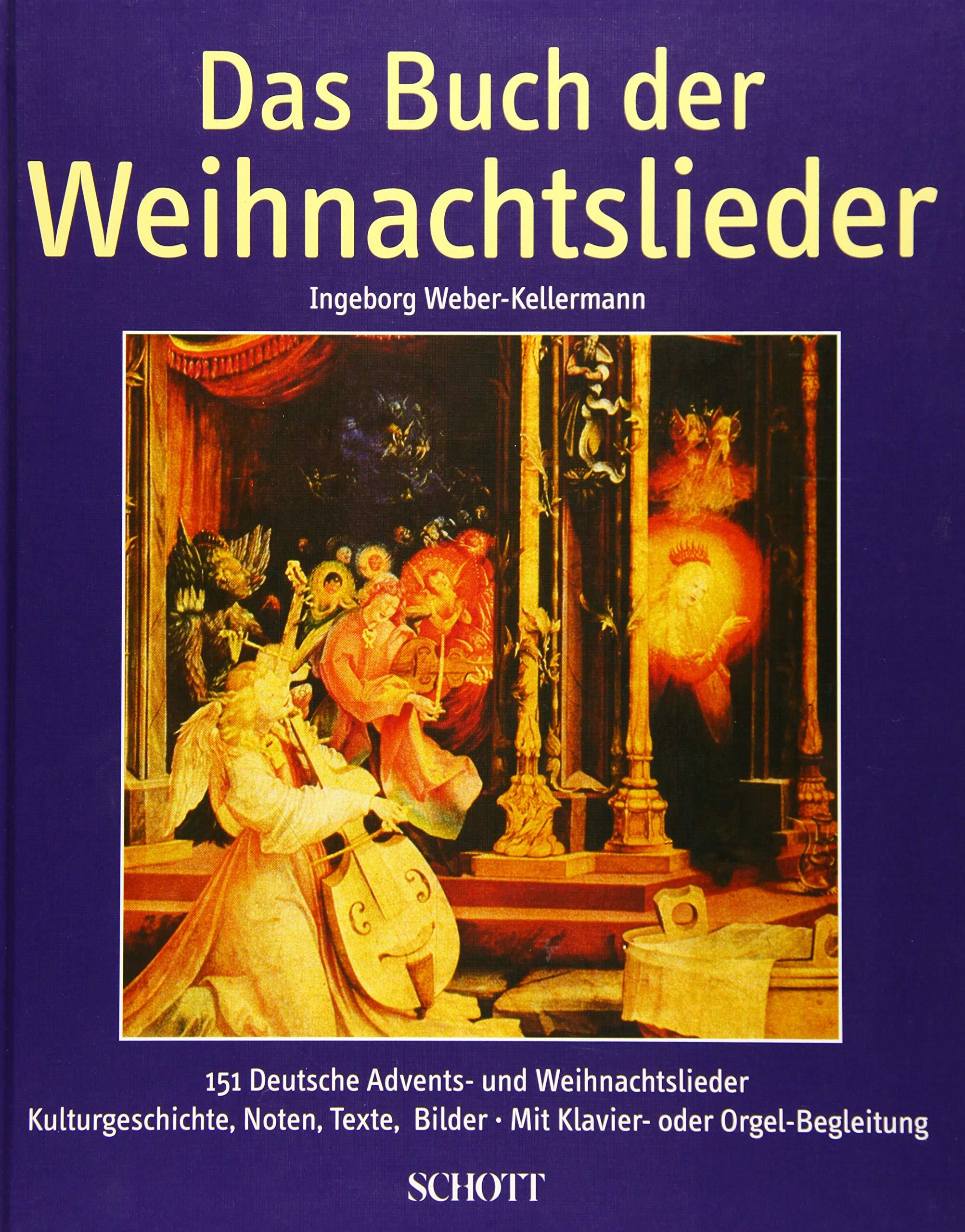 Deutsche Weihnachtslieder Kostenlos Hören.Das Buch Der Weihnachtslieder 151 Deutsche Advents Und