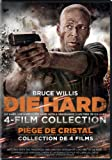 Die Hard 1-4 (Bilingual)