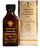 PREMIUM Siberian Pine Nut Oil - 3,5oz / 100ml. Organic, Extra Virgin, Cold Press. Ringing Cedars of Russia Kin Domain's Gold Collection. Produced in Kin's Eco Settlement, Siberia, Russia.