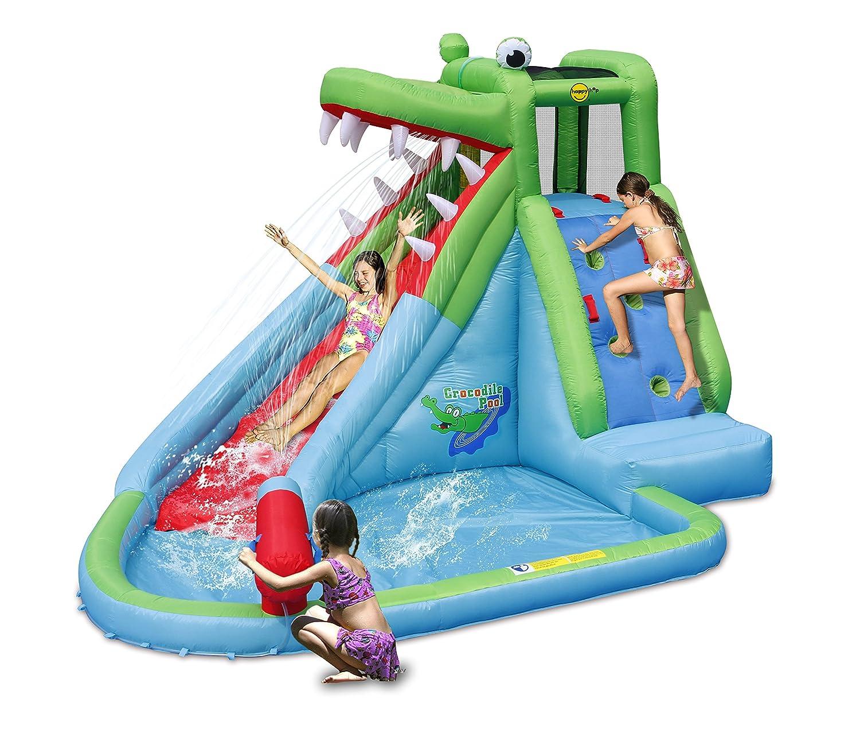Happy Hop The Crocodile Pool, Mehrfarbig (9240), bunt B01BMBQODC Bau- & Konstruktionsspielzeug Kunde zuerst | Schönes Design