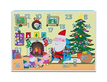 peppa pig santas workshop advent calendar