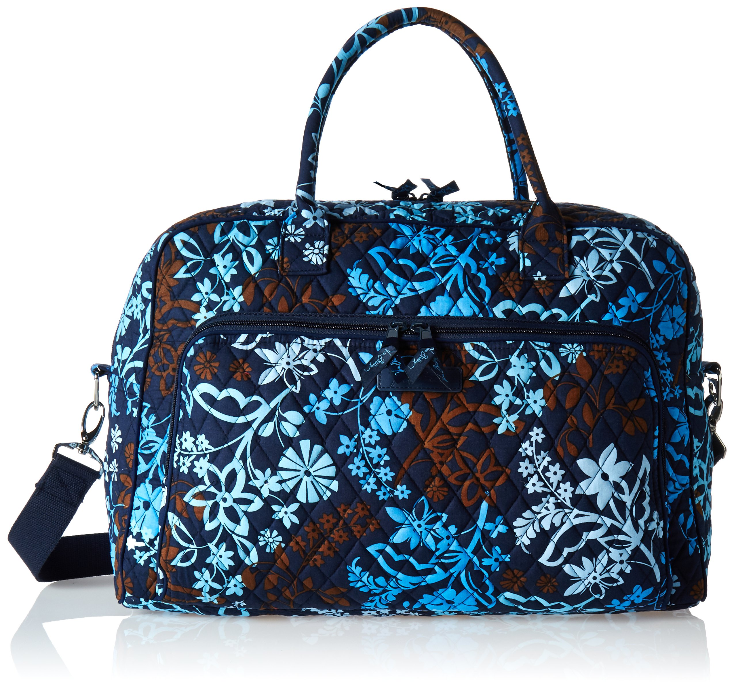 Women's Weekender, Signature Cotton, Java Floral by Vera Bradley
