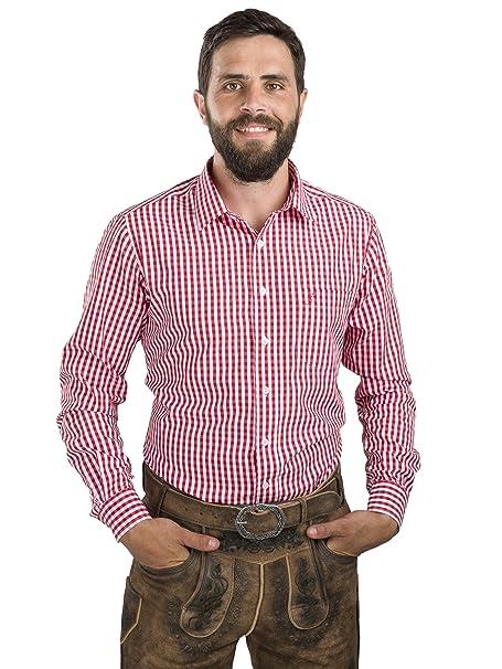 moda elegante Camicia a scacchi bavarese Abbigliamento