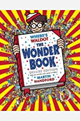 Where's Waldo? The Wonder Book: Deluxe Edition Hardcover