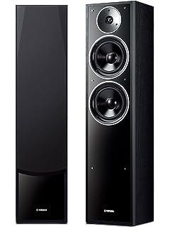 YAMAHA NS F71 240W Floor Standing Speakers Black