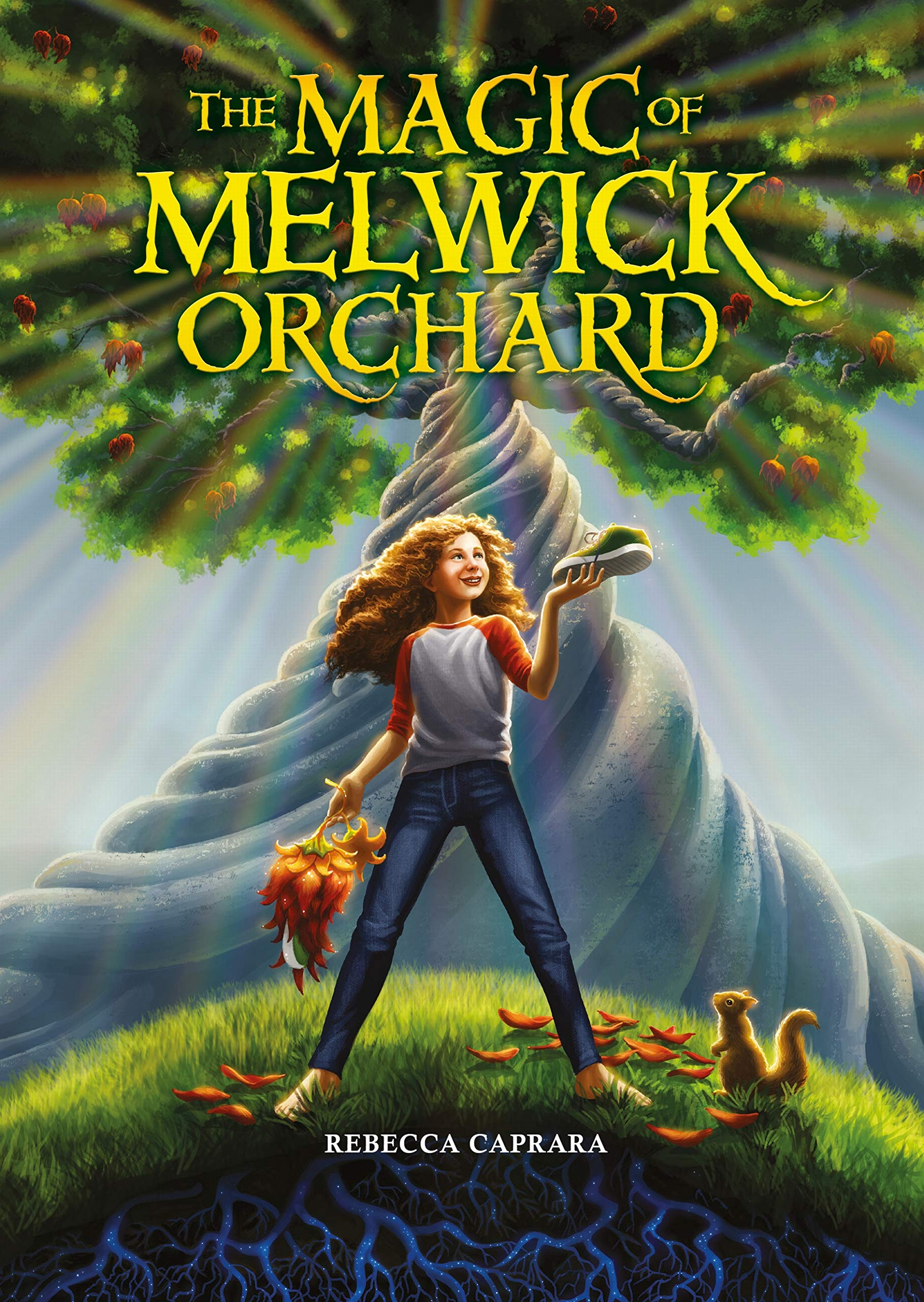 The Magic of Melwick Orchard: Caprara, Rebecca: 9781512466874: Amazon.com:  Books