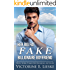 Her Big Fat Fake Billionaire Boyfriend (Clean Billionaire Romance Series Book 1)