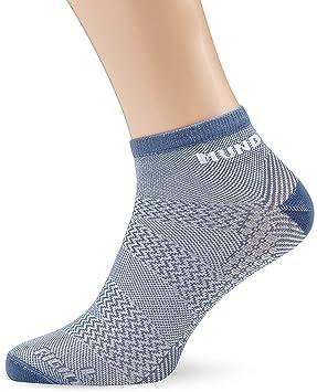 MUND Climbing - Calcetines para Hombre, Color Azul, Talla L (42-45