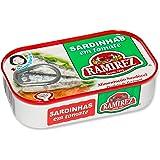 Ram?rez sardina aceite de salsa de tomate 125 g