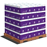 HP Printer Paper 8.5x11 Premium 28 lb 60 Case Pallet 150000 Sheets 100 Bright Made in USA FSC Certified Copy Paper HP…