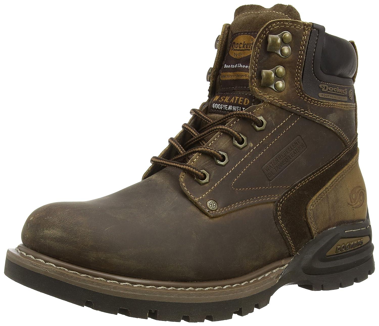 Dockers 27yn006-402460, Botas Militares para Hombre