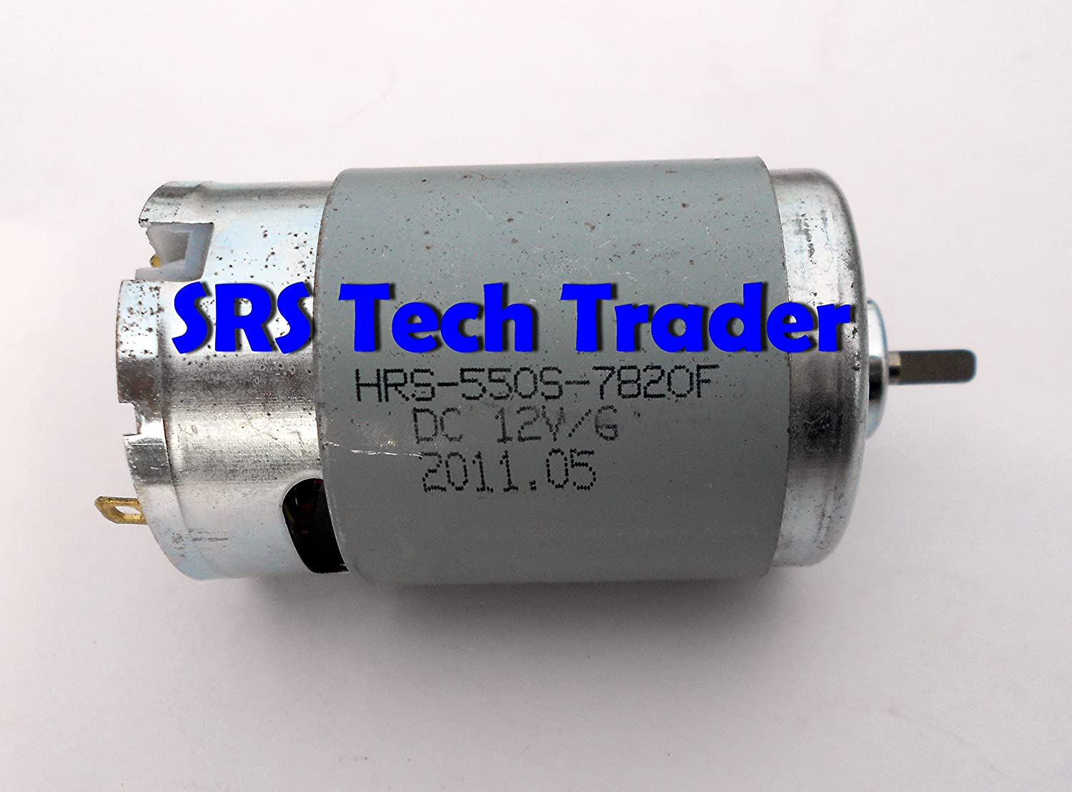 Divyanshi Hrs Rs 550s High Torque 12v Dc Motor Automations Gt Control Circuits Pwm Speed