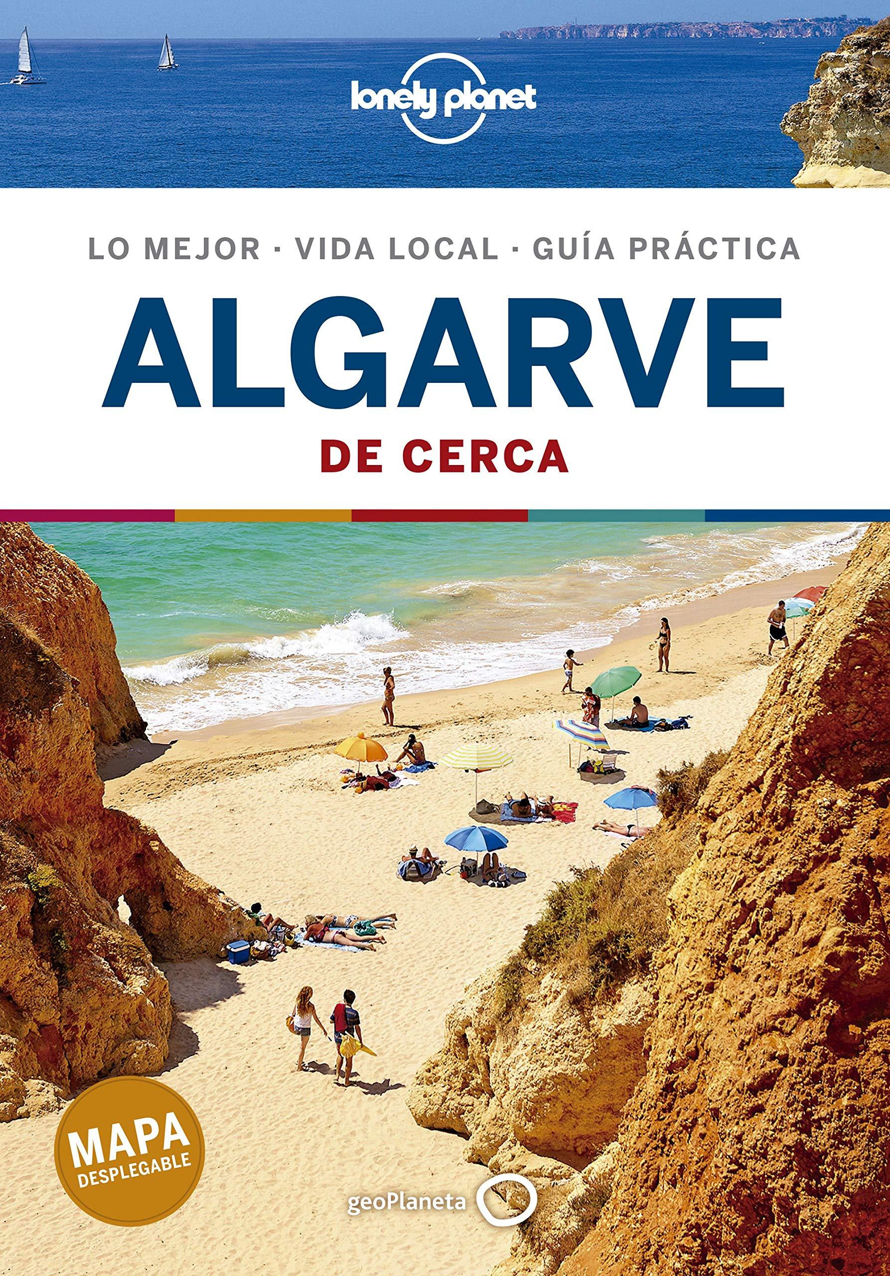 Algarve De cerca 2 (Guías De cerca Lonely Planet): Amazon.es: Le ...