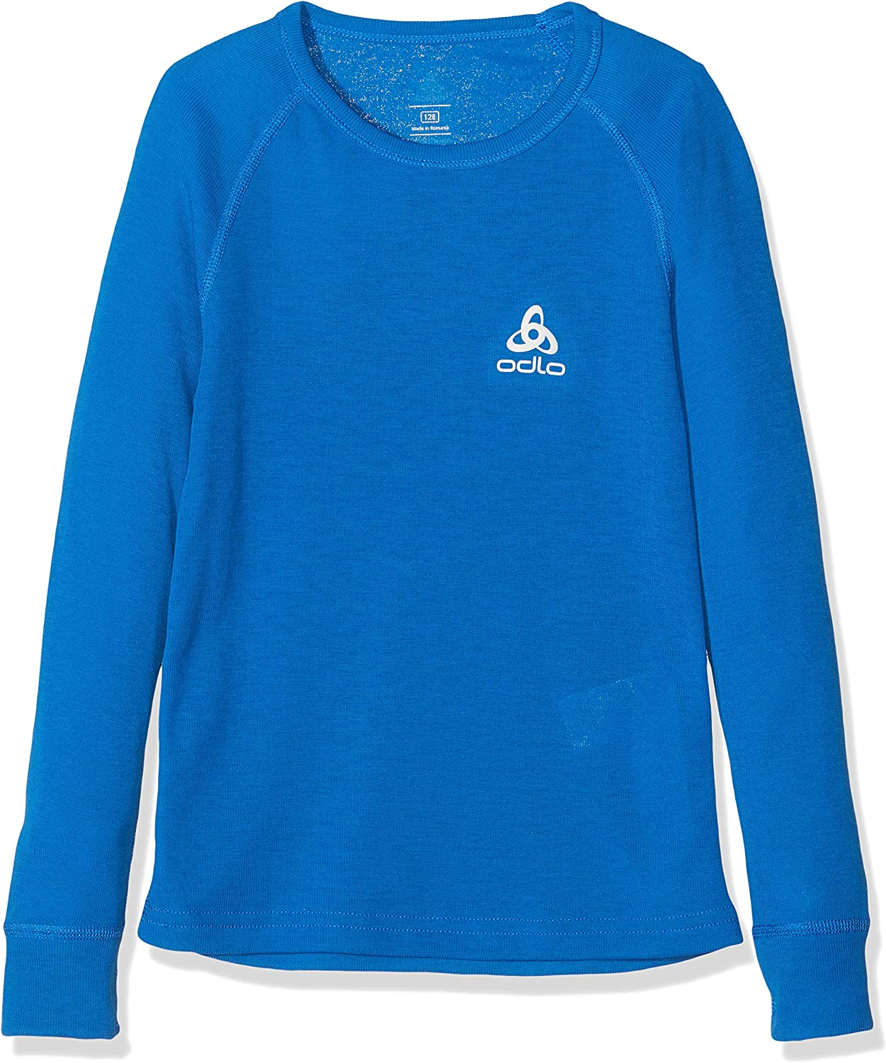 Odlo Suw Top Crew Neck L//S Active Originals K Canottiera Unisex Bambini