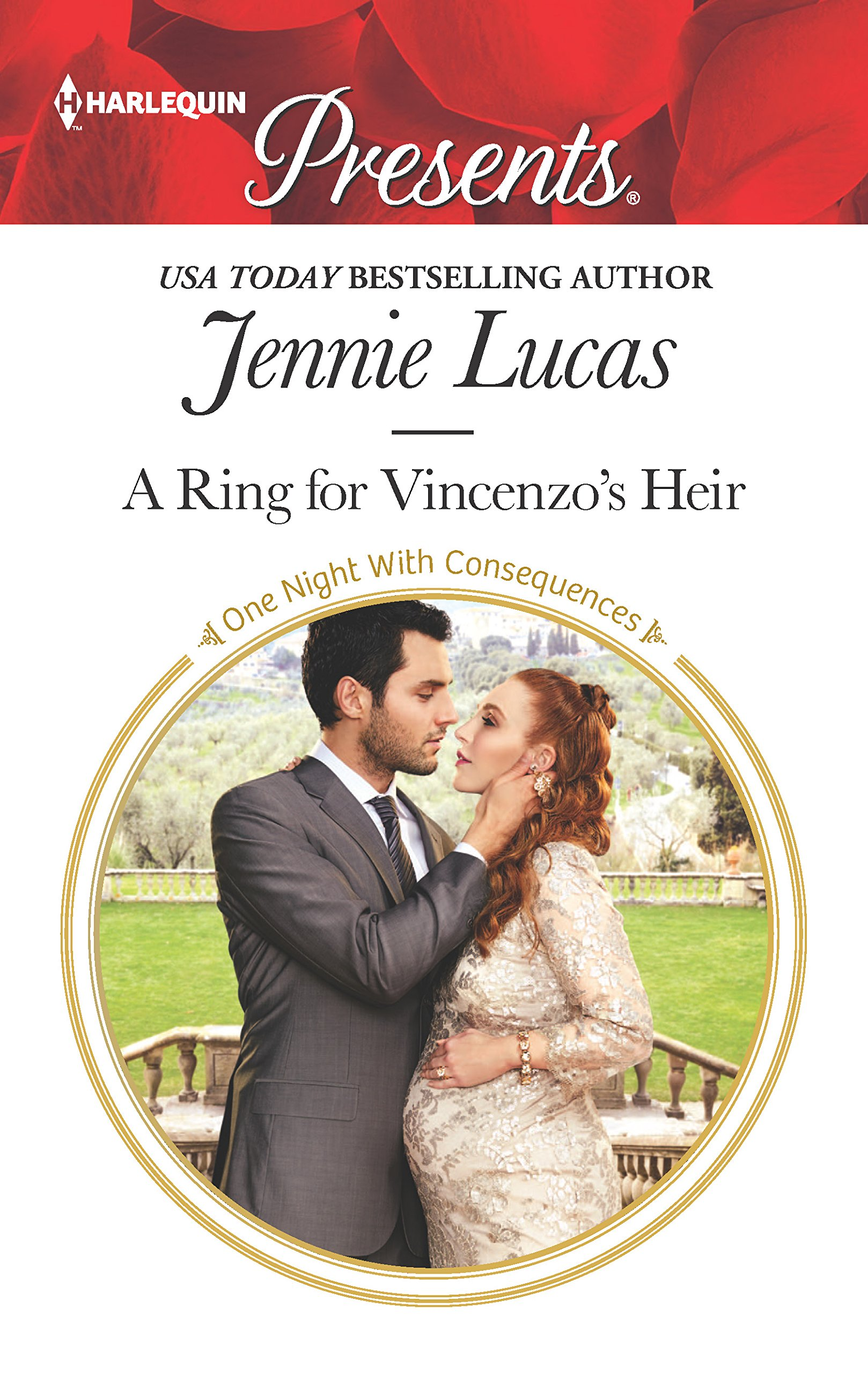 A Ring for Vincenzo's Heir (One Night With Consequences) pdf epub