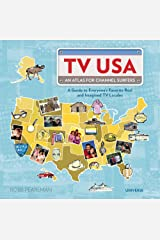 TV USA: An Atlas for Channel Surfers Paperback