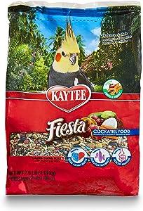 Kaytee Fiesta Bird Food For Cockatiels
