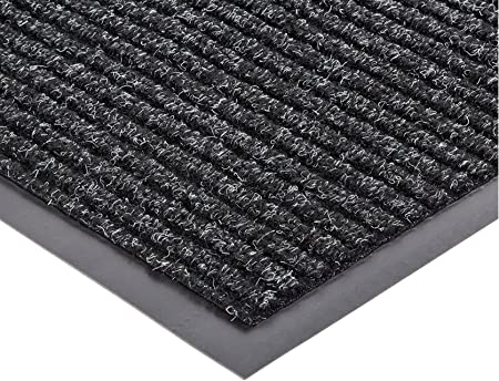 Heavy Duty Front Door Mat Large Outdoor Indoor Entrance Doormat Waterproof Low Profile Entrance Rug Patio Grass Snow Scraper Rubber Back Durable and
